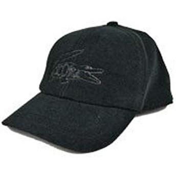 [ラコステ] 春夏ワニキャップ (帽子) 57cm~59cm推奨 ブラック
