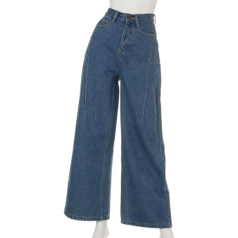 H/W WIDE DENIM PANTS