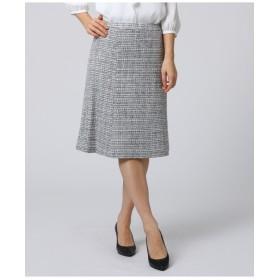 ソフィアツイードマーメイドシルエットスカート