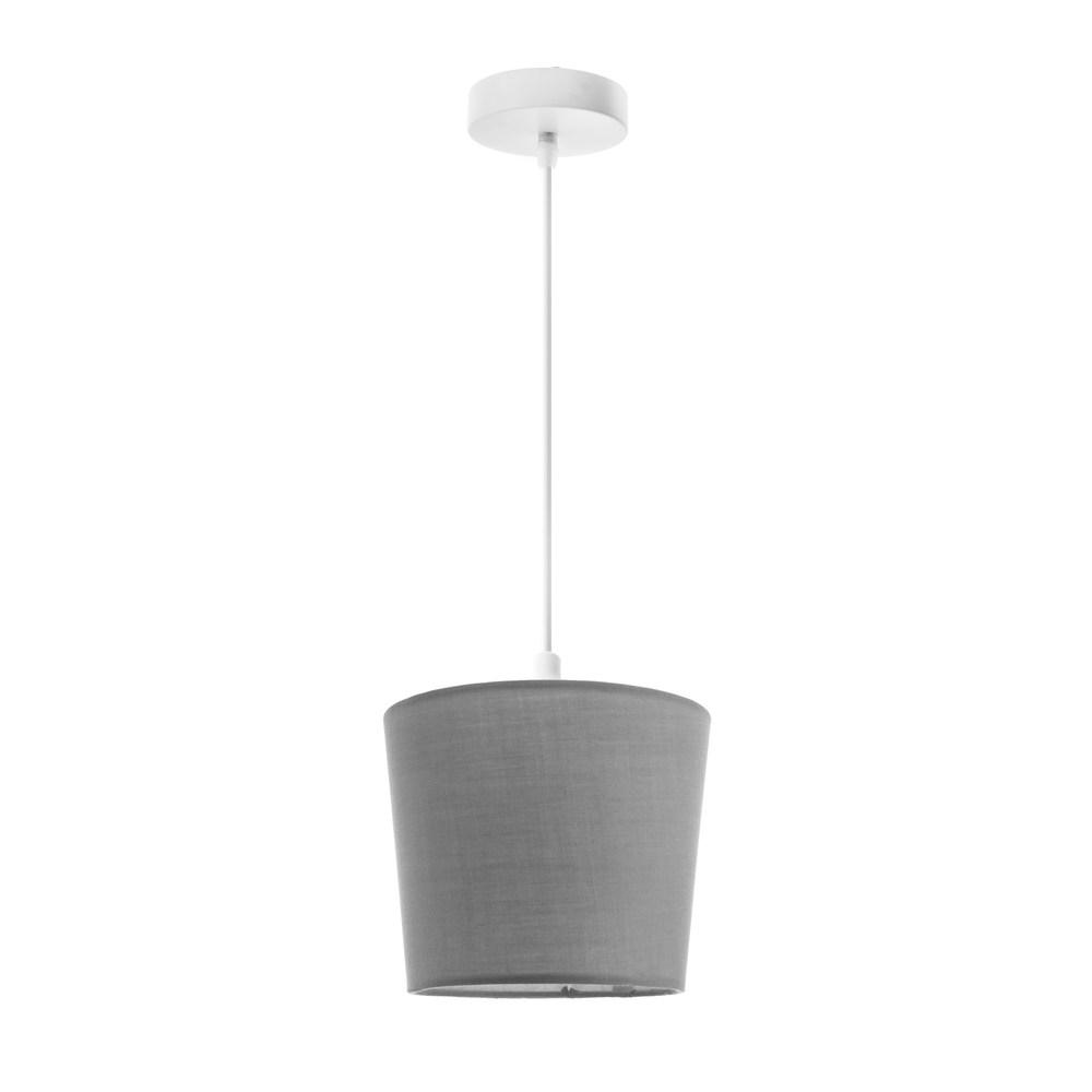 組 - 特力屋萊特 白鐵 吊燈 灰色燈罩