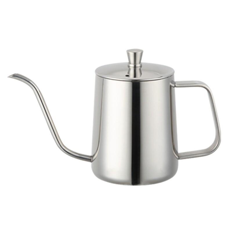 手沖壺 350ml 4mm 不鏽鋼細口壺 耳掛咖啡手沖壺