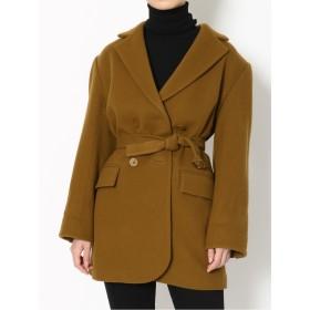 ショルダージャケットコート