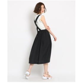 【洗える】ジャンパースカート