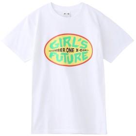 【calif/X-girl store/大阪店限定】#1 GIRLS FUTURE S/S TEE