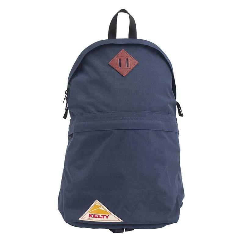 Daypack 經典休閒後背包-海軍藍/新藍 新藍