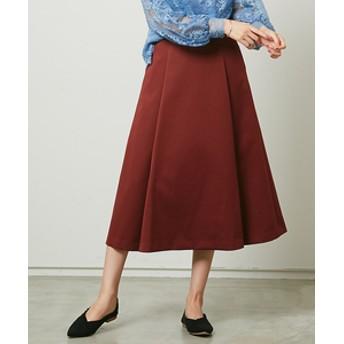 【Rouge vif la cle:スカート】Portcros T/Cダブルクロススカート