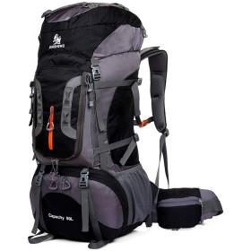 大容量の登山バッグアウトドアリュックの男性と女性はバッグの特別なバッグをハイキング-C2