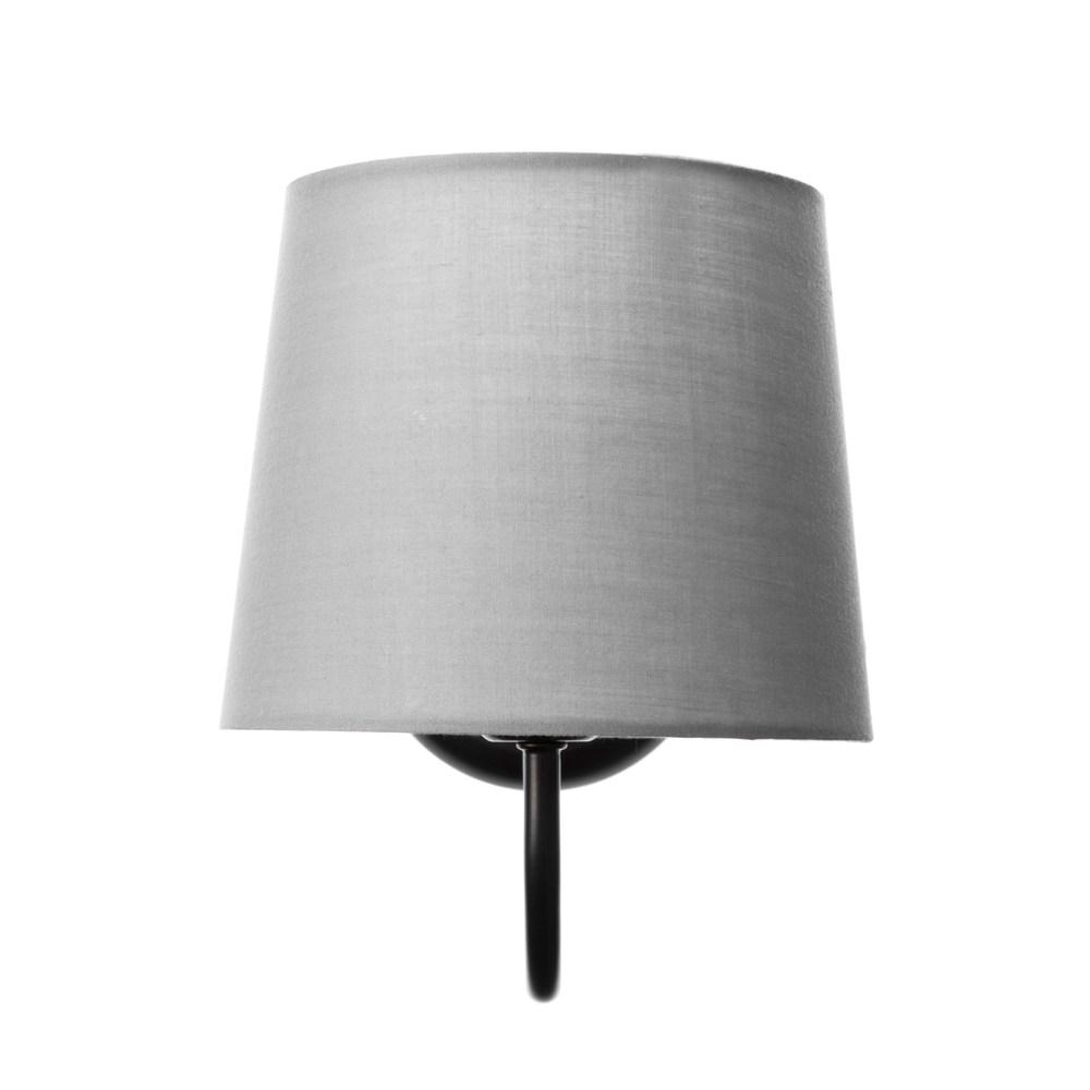 組 - 特力屋萊特 黑鐵 彎管壁燈 灰色燈罩