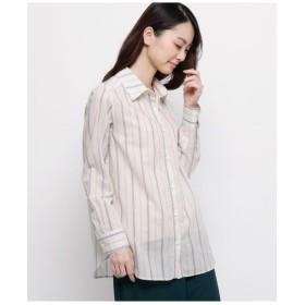 【ハンドウォッシュ】マルチストライプシャツ