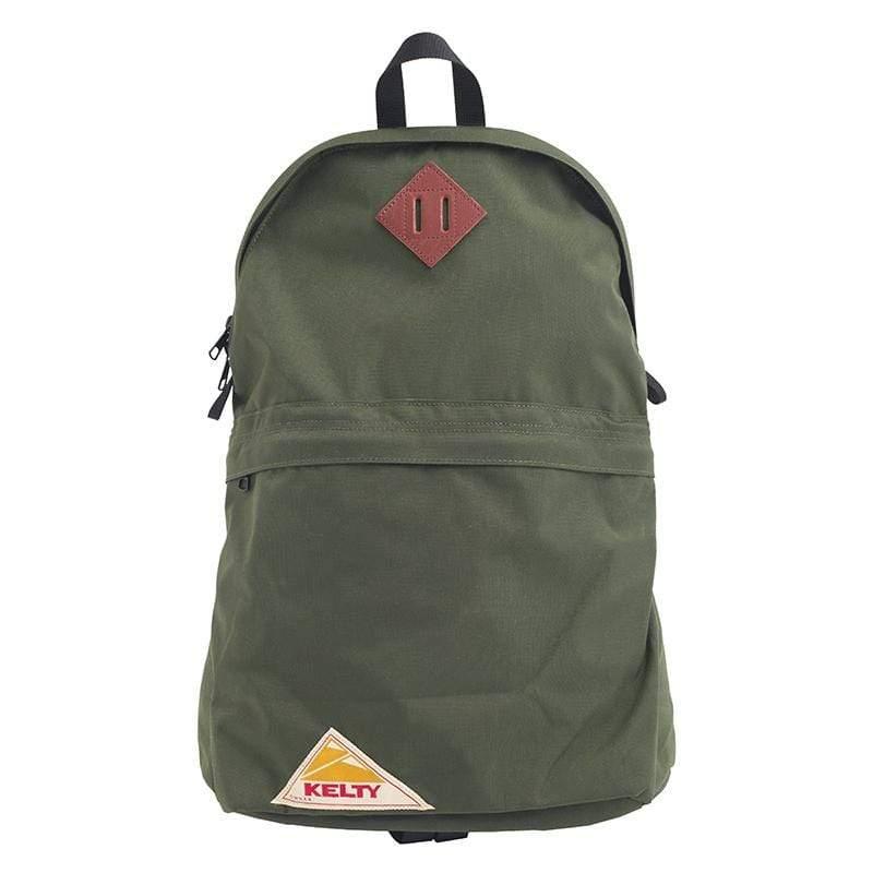 Daypack 經典休閒後背包-橄欖綠/深橄欖 深橄欖
