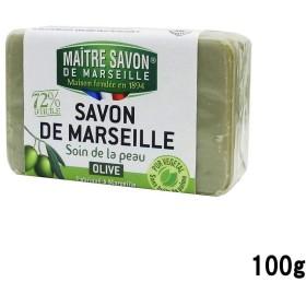 サボンドマルセイユ オリーブ 100g [並行輸入品]