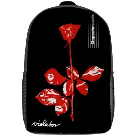 Depeche Mode Band デペッシュ・モードリュックサック リュック バック リュック メンズ レディース兼用 ビジネスリュック 15.6インチノートパソコン入れ 機能 大容量 軽量 高校生 大学生 通勤 通学 旅行17inch