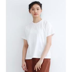 メルロー merlot トルコオーガニックコットンTシャツ (ホワイト)
