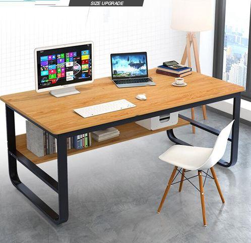 電腦桌 臺式簡易書桌簡約現代筆記本小桌子臥室學生寫字辦公桌家用