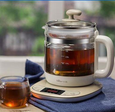 煎藥壺 養生壺全自動加厚玻璃多功能電熱燒水壺花茶壺家用煮茶器迷你