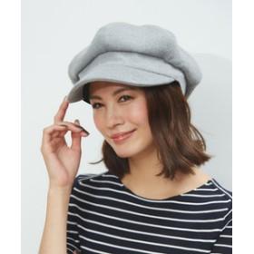 【interstaple:帽子】★シンプルキャスケット
