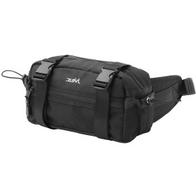 BOX SHAPE HIP BAG