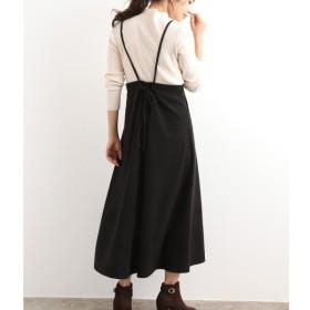 [マルイ]【セール】【WEB限定】バックリボンジャンパースカート/ビス(ViS)