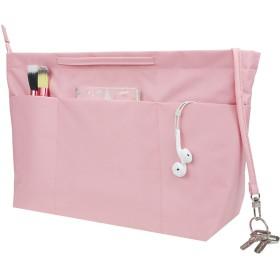 YIICOOLY バッグインバッグ インナーバッグ 防水 軽量 自立 整理 バッグ 大容量 a4 Bag in Bag 5色2サイズ