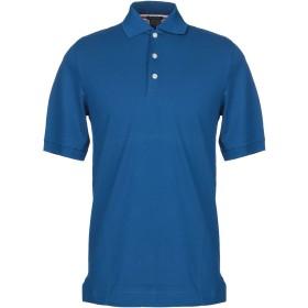 《セール開催中》PAUL & SHARK メンズ ポロシャツ ブライトブルー XS コットン 100%