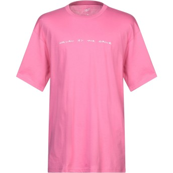 《セール開催中》CARHARTT メンズ T シャツ ピンク S コットン 100%