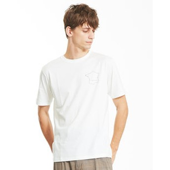【ABAHOUSE:トップス】LouvreアートプリントTシャツ