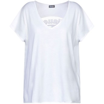 《セール開催中》BLAUER レディース T シャツ ホワイト L コットン 100%