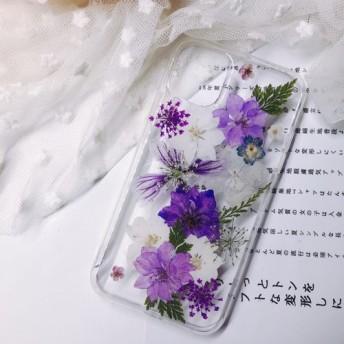 人気押し花ケース 携帯カバー スマホケース iphone11 iphone11pro iphone11promax