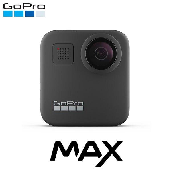 GoPro MAX 雙鏡頭 360度全景運動相機 5.6K30P 5m防水 台閔原廠公司貨
