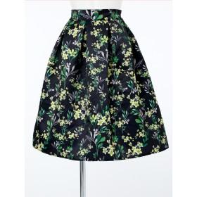 フラワーふんわりスカート