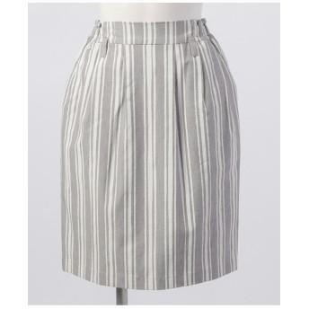 ORIGINAL STRIPE COCOON スカート