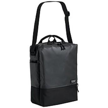 バーチカルA4ショルダーバッグ Plus2.1 #3360BK ブラック