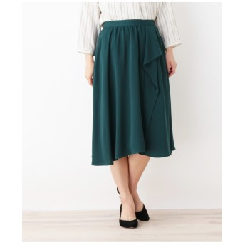 【WEB限定サイズ有り】ラッフルスカート