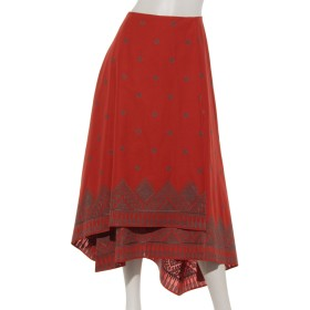EMBROIDERY SKIRT (PLAIN)