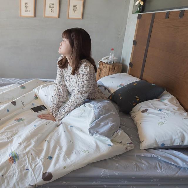 精梳純棉 童話星球 台灣製【棉床本舖】