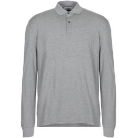 《セール開催中》BALLANTYNE メンズ ポロシャツ グレー S コットン 100%