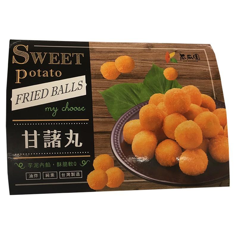 瓜瓜園甘薯丸300g