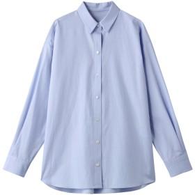 GALLARDAGALANTE ガリャルダガランテ ベーシックシャツ サックス