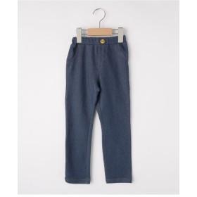 【80cm~110cm】デニム風ジャージパンツ