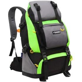 スポーツバッグ登山バッグアウトドアバックパックハイキングバッグナイロン素材50L-C5