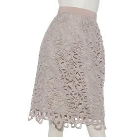 クラシックレースタイトスカート