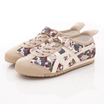 asics競速童鞋 復古休閒鞋款-84A053-020灰(中小童段)