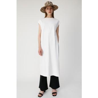 SIDE SLIT CUT ドレス