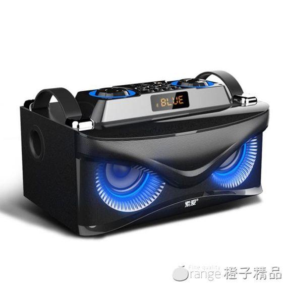 無線藍芽音箱電腦手機音響迷你家用2.1插卡重低音炮  全館免運