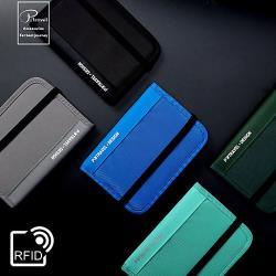 P.travel RFID護照夾-短版