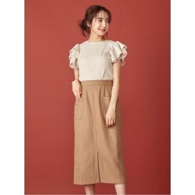 カラーペンシルタイトスカート