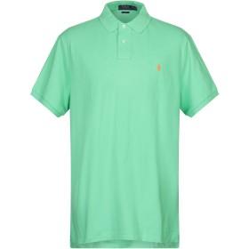 《セール開催中》POLO RALPH LAUREN メンズ ポロシャツ グリーン S コットン 100%