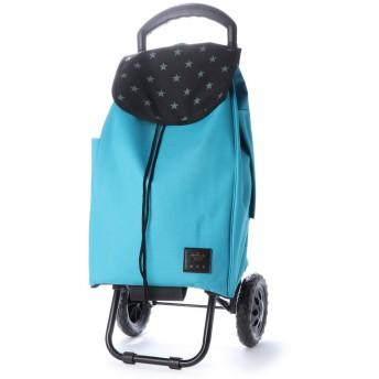 ホールマーク Hallmark 星柄ショッピングカート (BLUE)