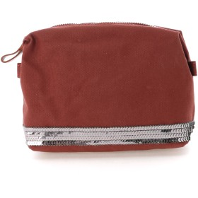 vanessabruno CABAS POUCH ポーチ,ビーバー