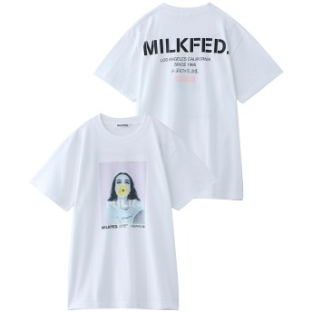 MILKFED.+DA.YO.NE. SS TEE GIRL